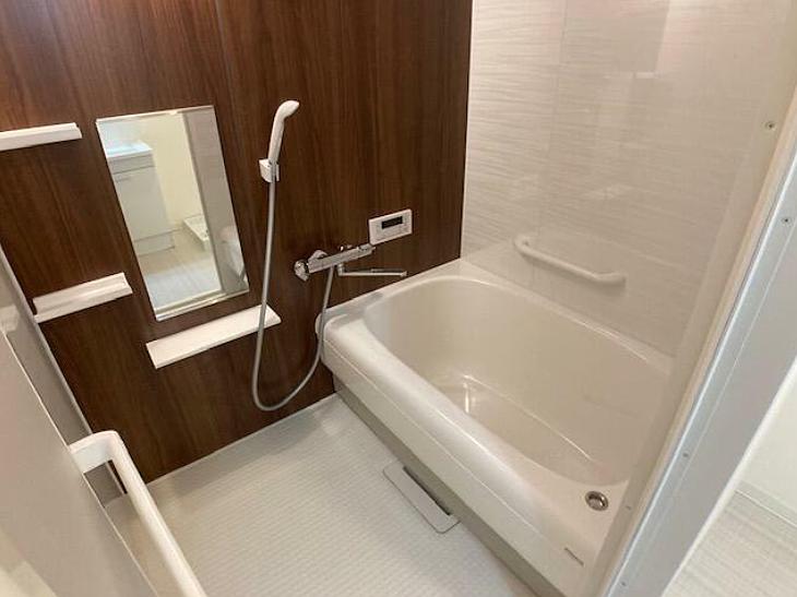 新品のお風呂です。