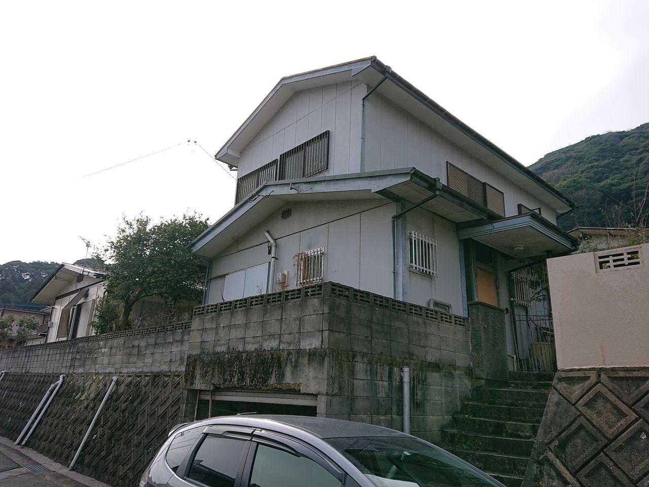 6DKの大きな家が200万円です。