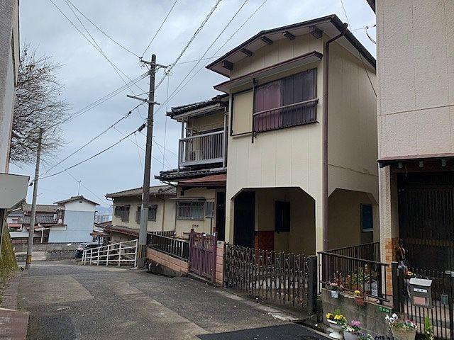 北九州市門司区上藤松二丁目売家(賃貸可)
