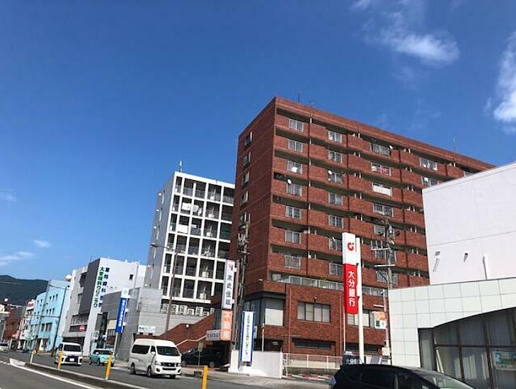 「コーポランド大里903号」の決済が無事に完了しました(^^)/