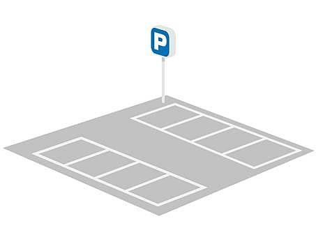 中古マンションの駐車場の取扱いはマンションごとに違います‼