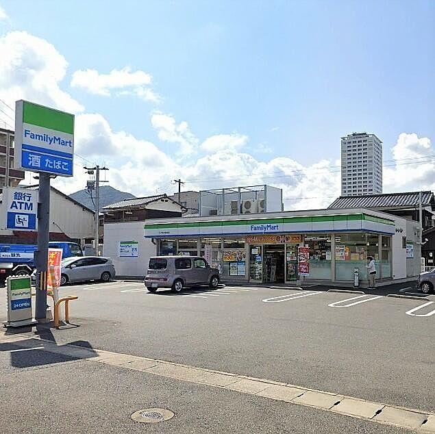 ファミリーマート門司大里本町店
