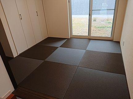 琉球畳の和室です(^^)/