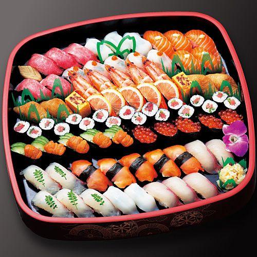 ネタが新鮮で美味い‼寿司ざんまい門司店
