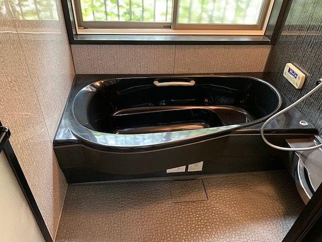 追炊き機能、浴室乾燥付です。