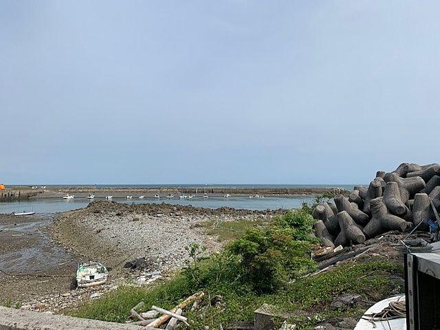 白野江の海です(*´▽`*)