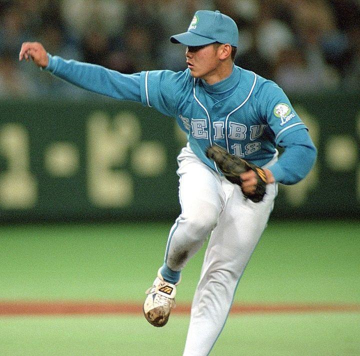 平成の怪物 松坂大輔投手