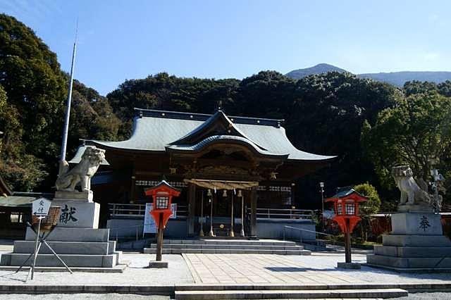戸ノ上神社