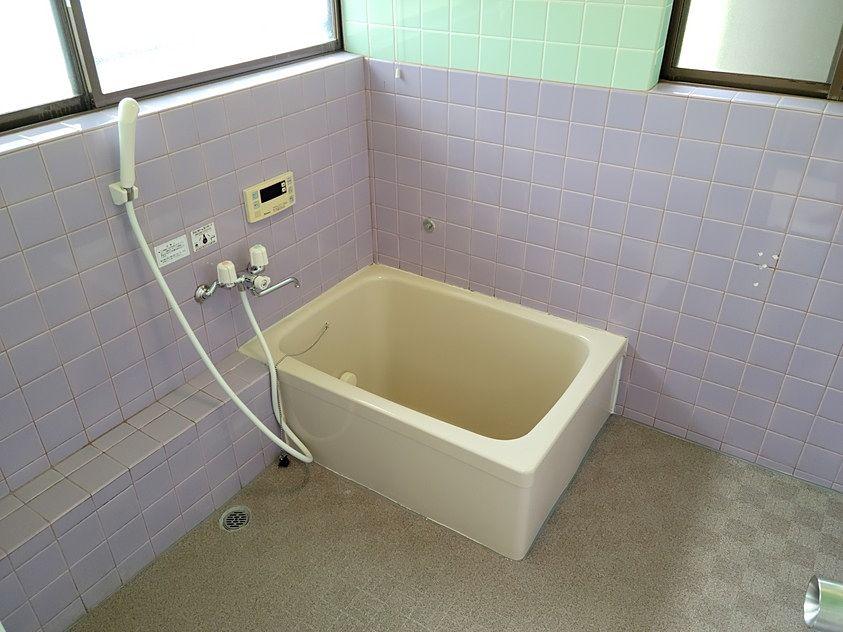 浴室も程度良好です♬
