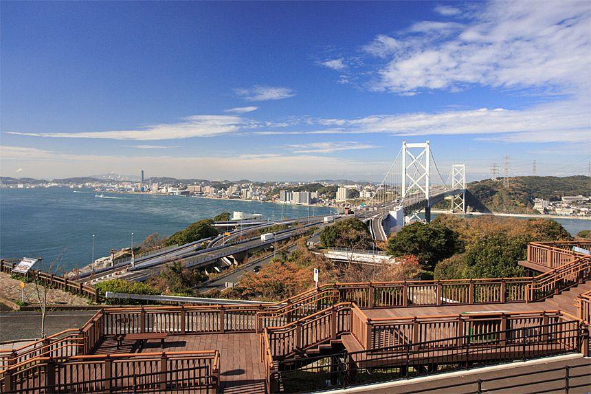 眺望が最高です(*^▽^*) 門司、下関、海を一望できます(*'▽')