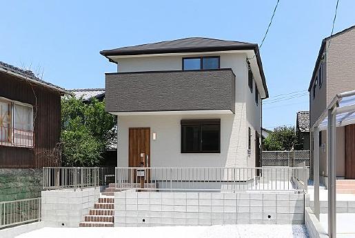 新築売戸建住宅です。
