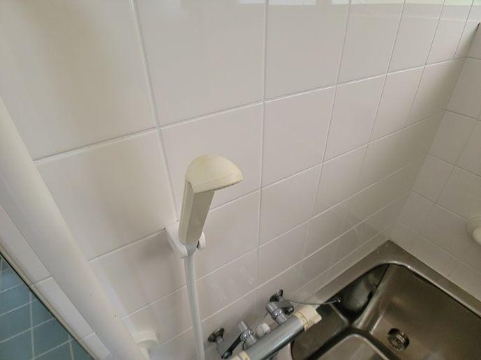 シャワー付いています(^^)/