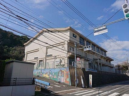 柄杓田小学校