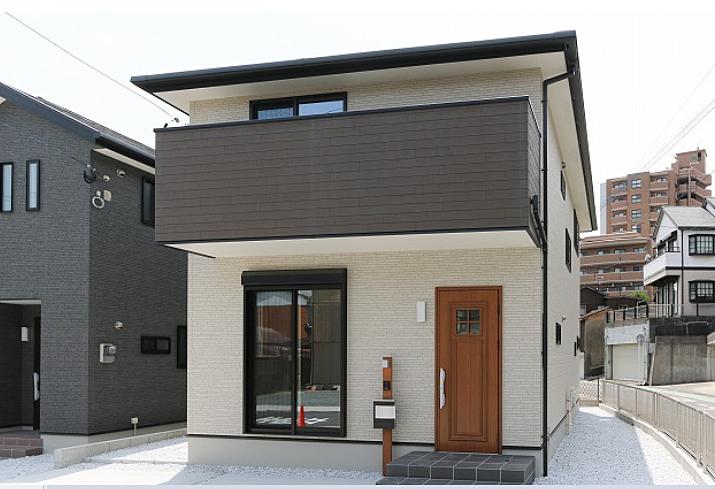 新築戸建て住宅です。
