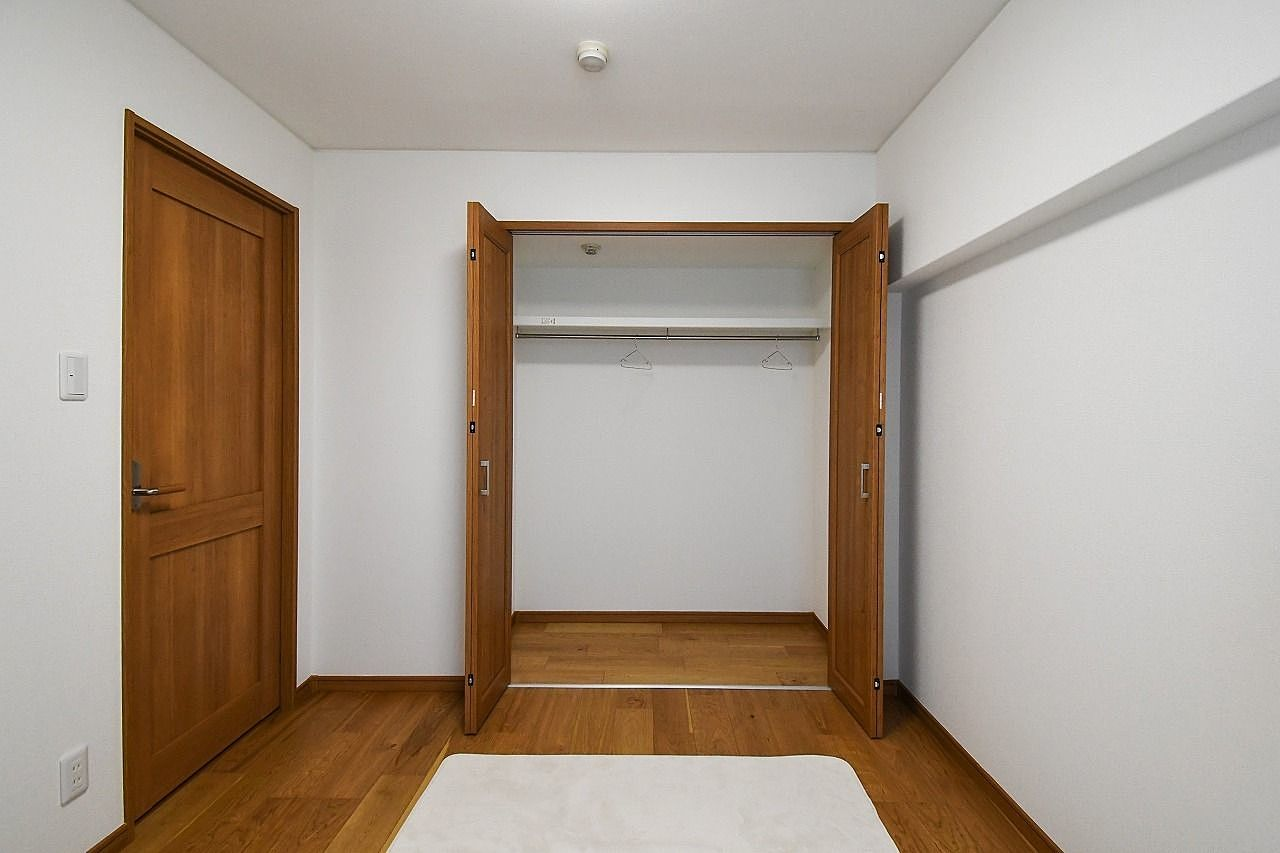 収納豊富です。室内を広く利用できます(*'▽')